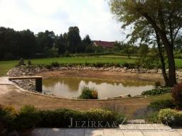 Rekonstrukce hráze Německý Chloumek
