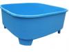 Laminátová nádrž pro chov a prodej ryb (2660 l)
